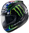 Arai RX-7 GP John Hopkins helmet