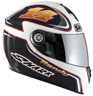 Shark RSI De Puniet Helmet