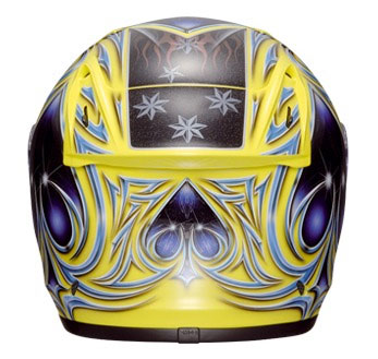 Shoei X-Spirit Vermeulen TC-3 Yellow