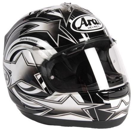 Arai RX-7 GP Edwards Black