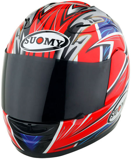 Spec 1R James Toseland Replica Helmet
